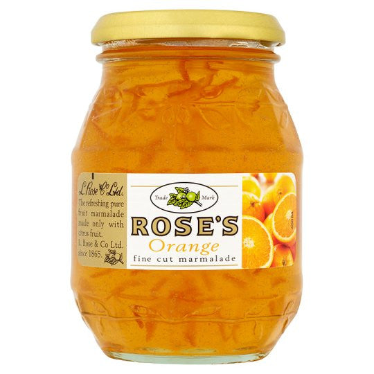 Rose's Fine Cut Marmalade Orange