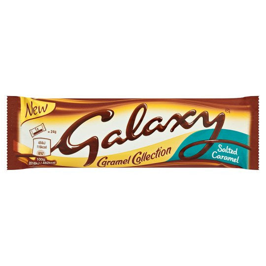 Galaxy Salted Caramel