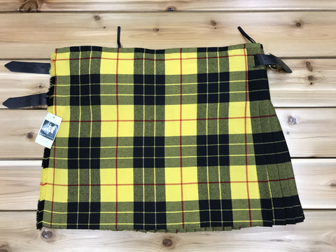 MacLead Dress 8 Yard, 16oz Kilt