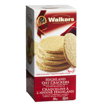 Walkers Highland Oat Crackers