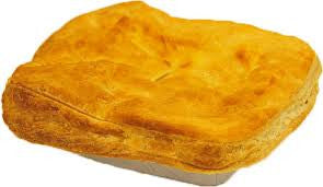 Large Steak Pie