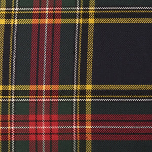 MacBeth Modern Tartan Poly Viscose Cloth