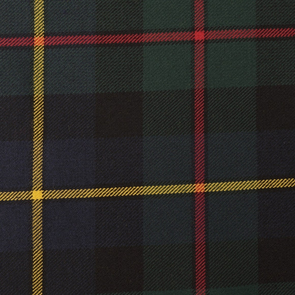 MacLeod of Harris Modern Tartan Poly Viscose Cloth