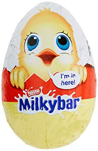 Nestle Milkybar Chick in Egg