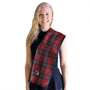 "Maple Leaf Tartan 54"" Sash"