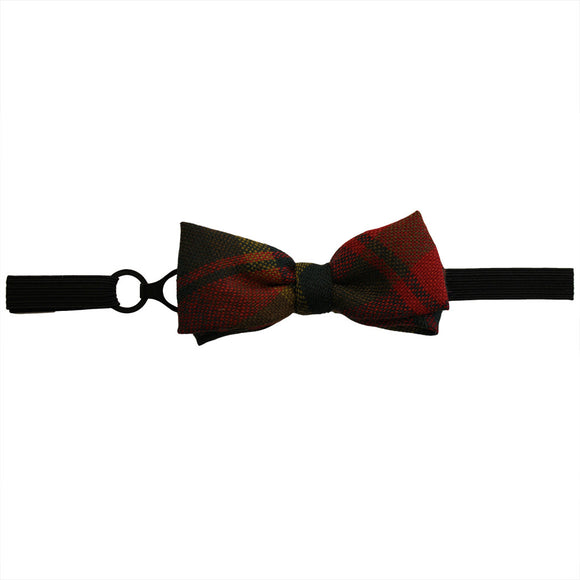 Maple Leaf Tartan Kids Bowtie