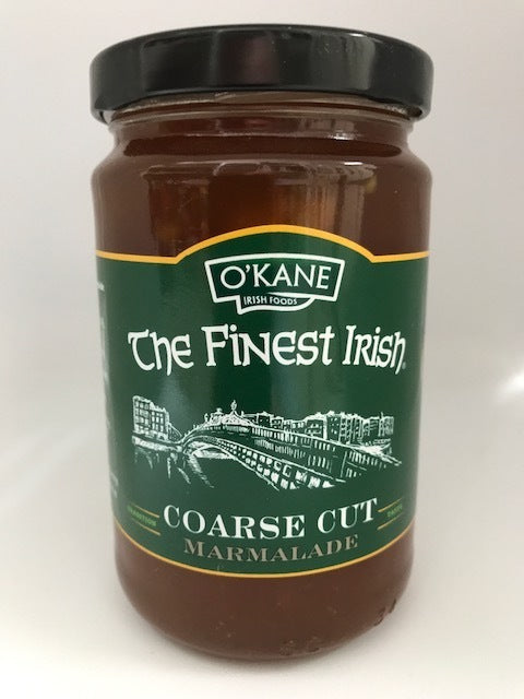 O'Kane Irish Coarse Cut Marmalade 370g