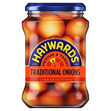 Haywards Medium & Tangy Traditional Pickled Onions