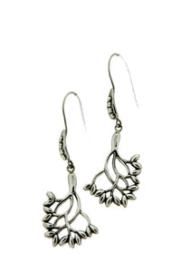 Tree of Life Large Hook Earrings