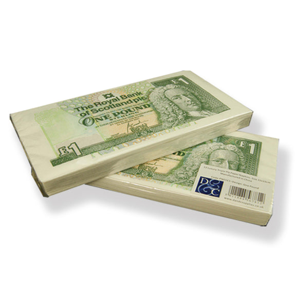 One Pound Note Paper Napkins