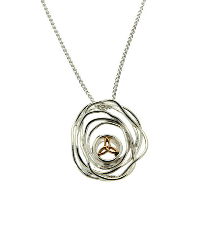 Celtic Cradle of Life Pendant