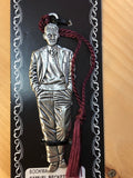 Great Irish Writers Pewter Bookmarks