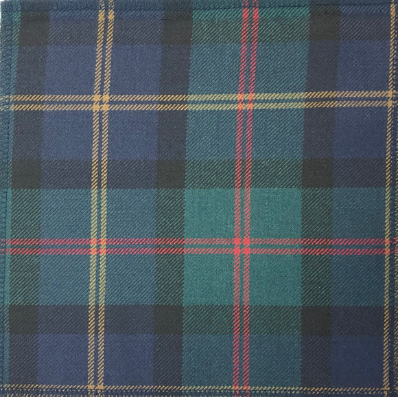 Intrepid Tartan Flashes