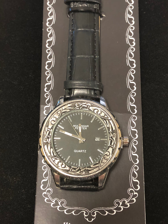 Celtic Pewter Wristwatch