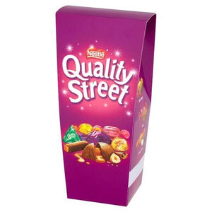 Nestle Quality Street Carton