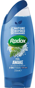 Radox Feel Awake Shower Gel for Men