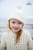 Children's Wool Ski Hat