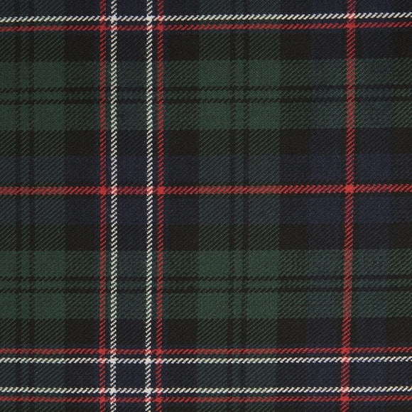 Scotland National Tartan Poly Viscose Cloth