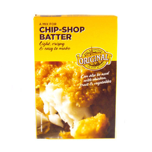 Golden Fry Chip Shop Batter