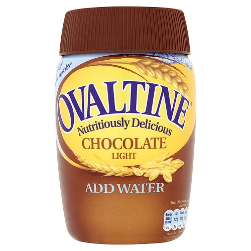 Ovaltine Chocolate Add Water