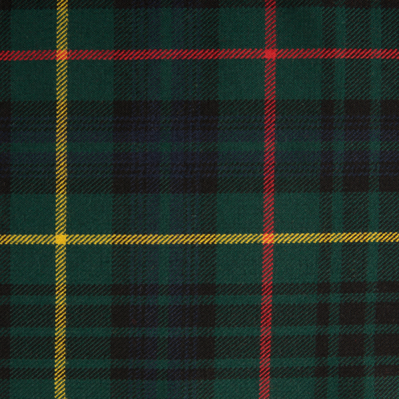 Stewart Hunting Tartan Poly Viscose Cloth