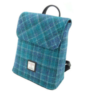 Harris Tweed Mini Backpack 'Tummel'