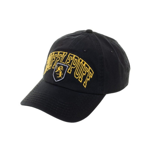 Hufflepuff Baseball Cap - Text