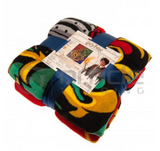 Harry Potter Hogwarts Fleece Blanket