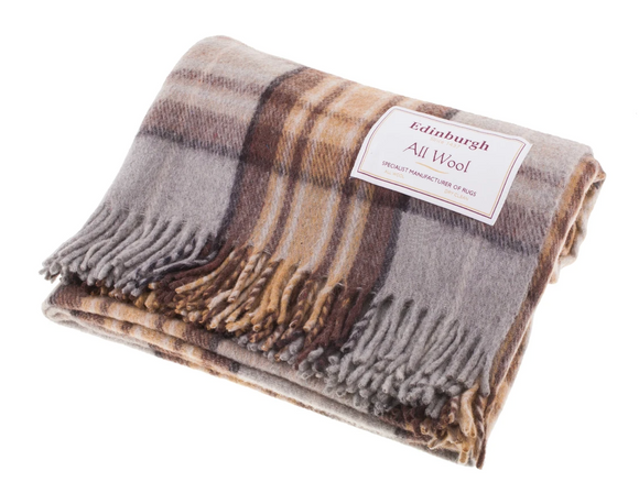 MacKellar Tartan Throw