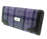 Bute Harris Tweed Long Wallet