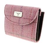 Harris Tweed Short Wallet - Jura