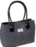 Cassley Harris Tweed Handbag