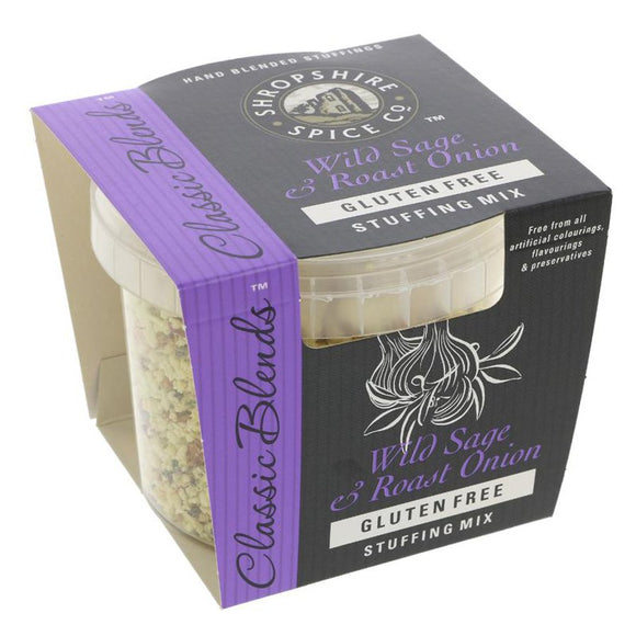 Shropshire GF Wild Sage & Onion Stuffing Mix