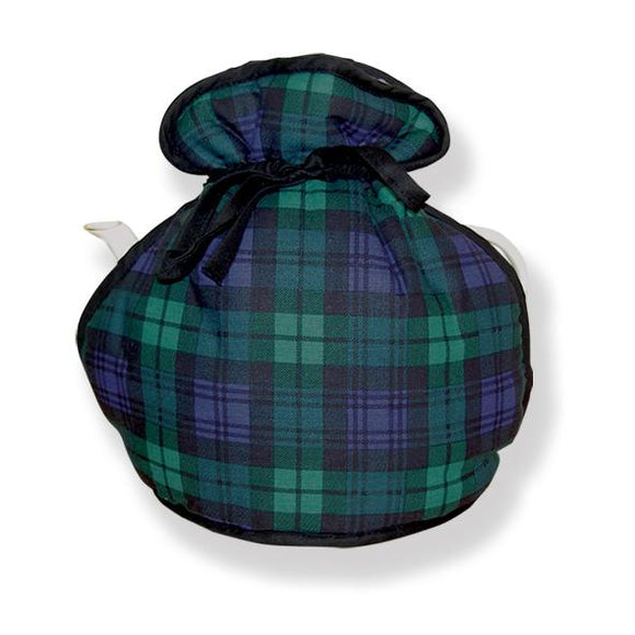 Black Watch Tartan Tea Cosy