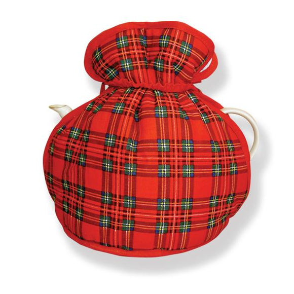 Royal Stewart Tartan Tea Cosy
