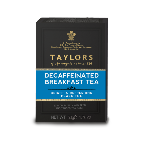 Taylors Breakfast Decaf Tea