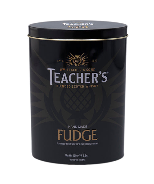 Teacher's Whisky Fudge Tin