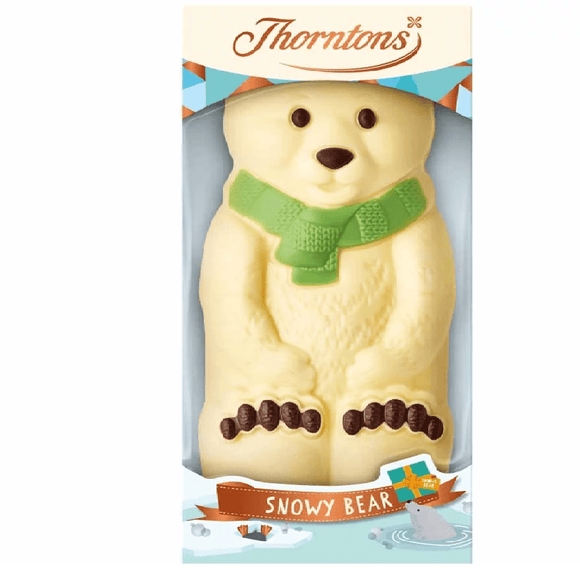 Thorntons White Snowy Bear