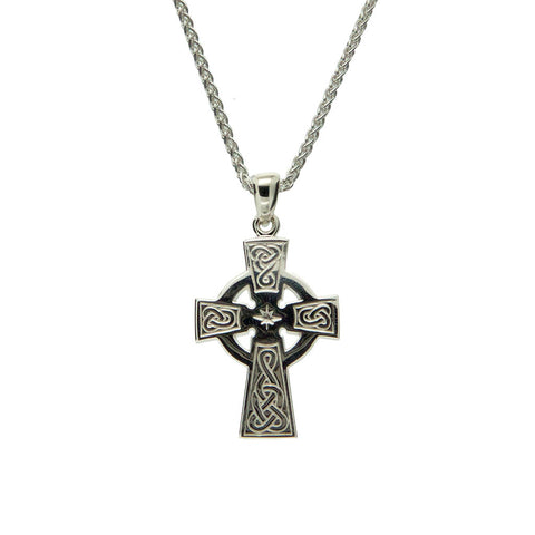Medium Celtic Cross Pendant