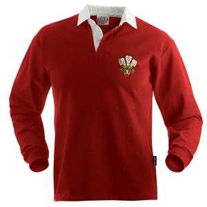 Barbarian Rugby Wear - Wales