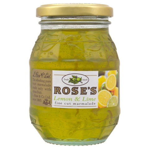 Rose's Fine Cut Marmalade Lemon & Lime
