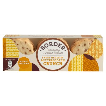 Border Biscuits Butterscotch Crunch