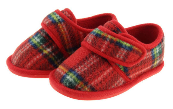 Royal Stewart Tartan Slippers