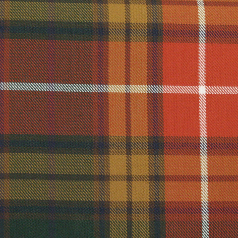 Buchanan Ancient Tartan Poly Viscose Cloth