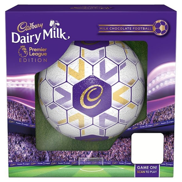 Cadbury Premier League Chocolate Hollow Football