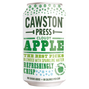 Cawston Press Sparkling Cloudy Apple