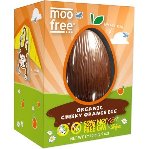 Moo Free Cheeky Orange Egg