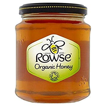 Rowse Clear Organic Honey 340g