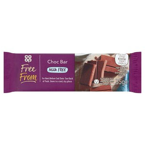 Co Op Free From Chocolate Bar
