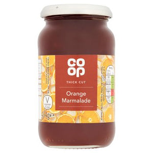 Co-Op Thick Cut Orange Marmalade